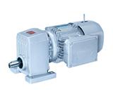 S系列 单级减速斜齿轮减速电机