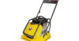 适用于土壤和沥青压实的高端平板夯